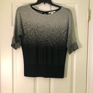 White House Black Market short sleeve top. Small